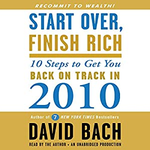 Start Over, Finish Rich Audiobook