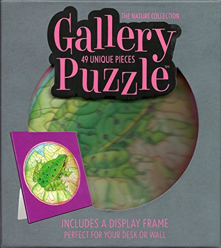 Gallery Puzzle Frog (The Nature Collection)