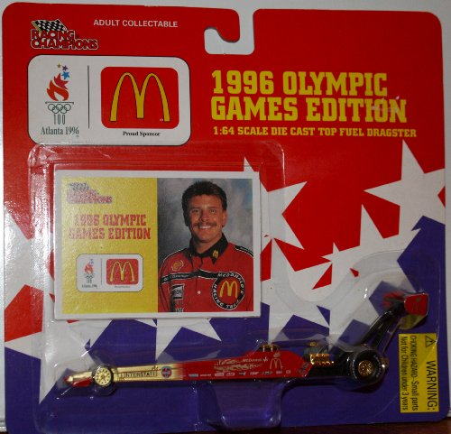 1996 Olympic Games Edition 1:64 Die Cast Top Fuel Dragster - 1