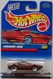 Hot Wheels 1998 Ferrari 308 Collector #816 [Metallic Brown]