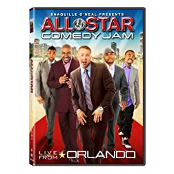 Shaquille O'Neal Presents All Star Comedy Jam Live From Orlando