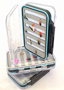 CLEAR VIEW FLY BOX LARGE