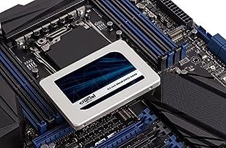 Crucial [ Micron製 ] 内蔵SSD 2.5インチ MX300 750GB ( 3D TLC NANDメモリー / SATA 6Gbps / 7mm / 9.5mmアダプタ付属 / 3年保証 ) 国内正規代理店 CT750MX300SSD1