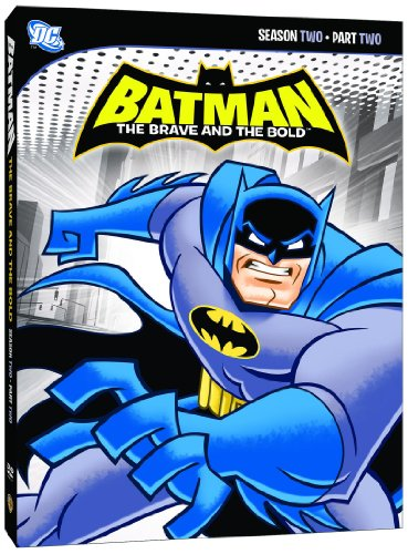 Batman The Brave And The Bold - Season Two Part Two from Warner Home Video