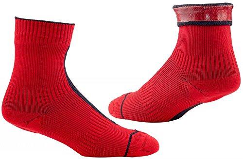 sealskinz-road-hydrostop-ankle-socks-red-black-large