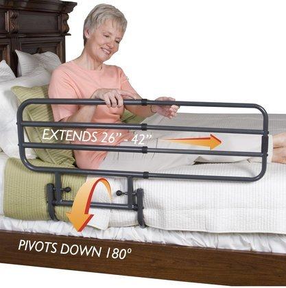 Standers EZ Adjust Bed Rail (Quantity of 1)