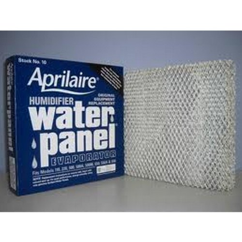 Genuine Aprilaire humidifier water panel #10 2-pack