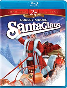 Santa Claus The Movie 25th Anniversary Edition Blu-ray from Lions Gate