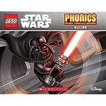 (LEGO Star Wars) 레고 스타워즈 Phonics Boxed Set 파닉스 북 페이퍼백 세트