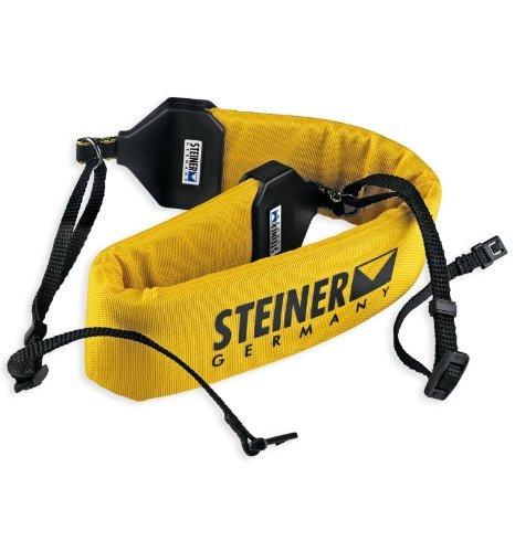 Steiner Yellow Binocular Float Strap by Burris Optics