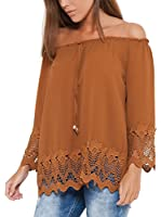 Today is the day Blusa Sage (Camel)