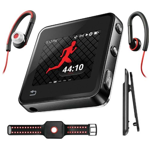 Motorola MOTOACTV Sports Watch Player