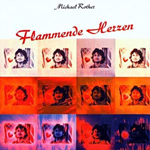 Flammende Herzen (180 gm vinyl)
