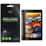 Dmax Armor [3-Pack] for Lenovo Yoga Tab 3 10-10.1