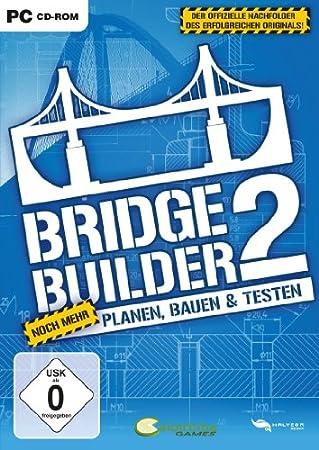 Bridge Builder 2 - Noch mehr planen, bauen, testen (PC)