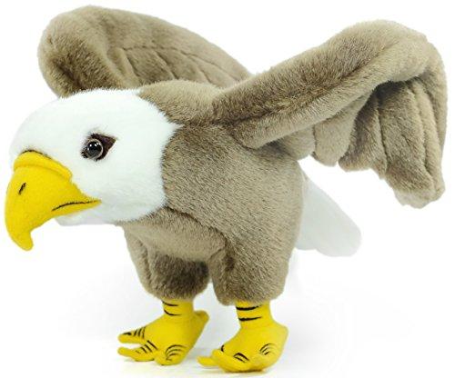 barnett-the-bald-eagle-10-inch-realistic-looking-stuffed-animal-plush-by-viahart