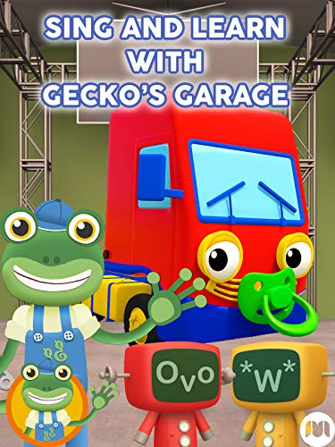 Sing and Learn with Gecko's Garage on Amazon Prime Instant Video UK