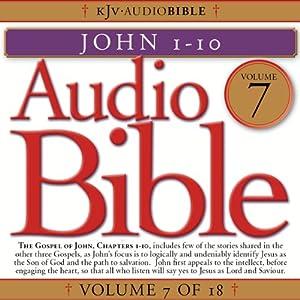 Audio Bible, Vol 7: John 1-10 | [Flowerpot Press]
