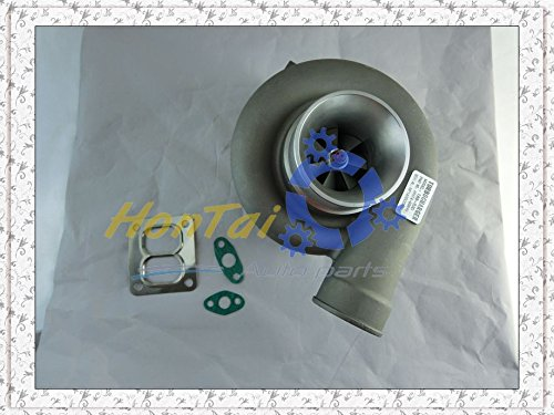 New Turbo Turbocharger T88-33D T4 Flange oil Journal Bearing External wastegate 97mm v band (T88 Turbocharger compare prices)