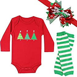judanzy halloween christmas baby gift box outfit set 3 6 months holly
