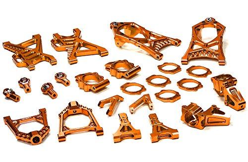 Integy HPI Baja komplettes Alu-Fahrwerks-Set