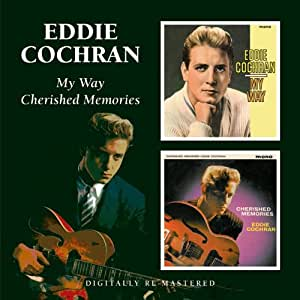 Eddie Cochran My Way Cherished Memories Amazon Com Music