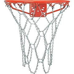 Buy Crown Sporting Goods Outdoor Galvanized Steel Chain Basketball Net by Crown Sporting Goods