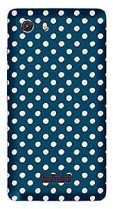 TrilMil Printed Designer Mobile Case Back Cover For Micromax Unite 3 Q372