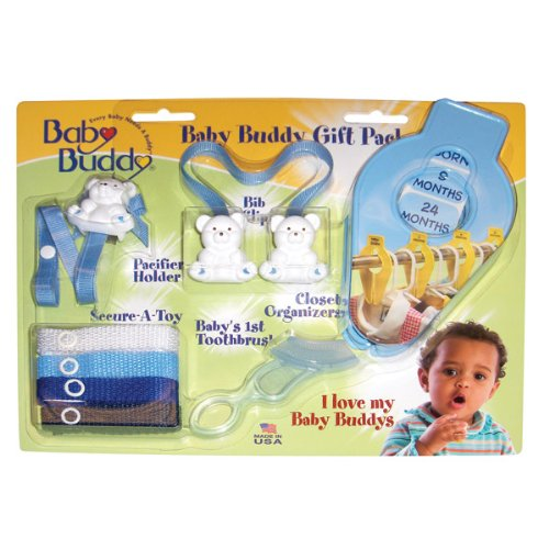 Baby Buddy Gift Pack - Blue - 1