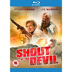 Shout at the Devil [Blu-ray]