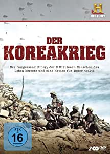 Der Koreakrieg [2 DVDs]
