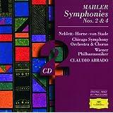 Mahler: Symphonies Nos.2 & 4 (2 CD's)