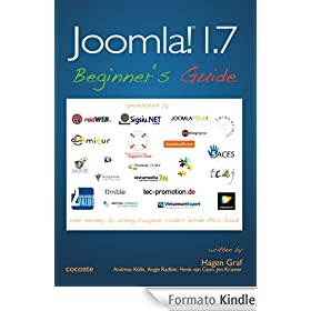 Joomla! 1.7 - Beginner's Guide (English Edition)