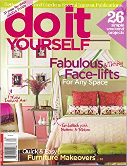 Better Homes And Gardens Special Interest Publications Do