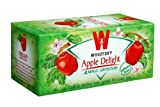 Wissotzky Apple Delight,1.9-Ounce Boxes (Pack of 6)