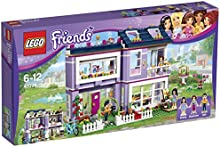 Comprar LEGO Friends - Set La casa de Emma, multicolor (41095)