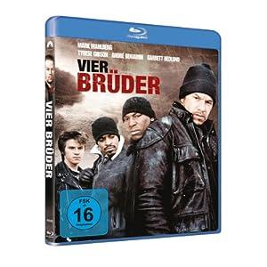 Vier Brüder Cover Blu.ray