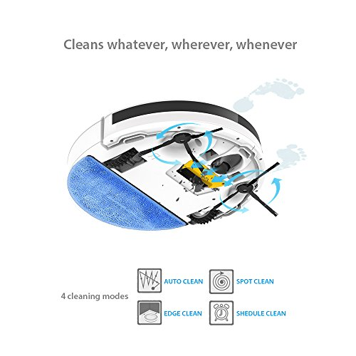 ILIFE V3s Robotic Vacuum Cleaner for