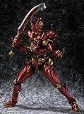 牙狼 GARO ~闇を照らす者~ 魔戒可動 炎刃騎士 ゼン