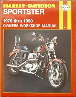 Harley Davidson Sportster Owners Workshop Manual Haynes border=