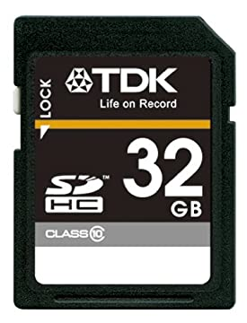 TDK LoR SDHCカード 32GB Class10 (5年保証) [フラストレーションフリーパッケージ (FFP)] T-SDHC32GB10-FFP
