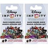 Disney Infinity Bonusmünzen Blindpack-Doppelpack (4 Münzen)