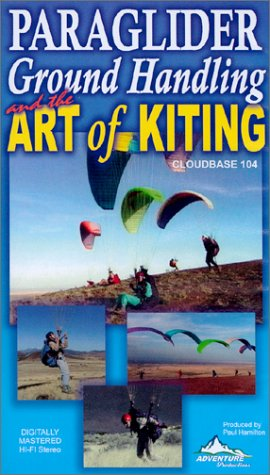Paraglider Ground Handling and The Art of Kiting [VHS]