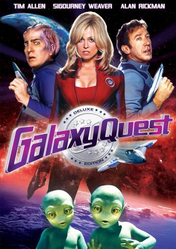 51MJ20GDedL Galaxy Quest   DVD Review