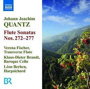 Flute Sonatas Nos.272-277