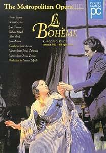 Giacomo Puccini - La Bohème / Franco Zeffirelli ·  James Levine -  T. Stratas ·  R. Scotto ·  J. Carreras ·  MET