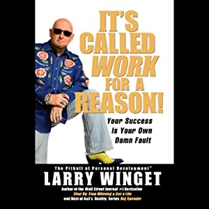 It's Called Work for a Reason!: Your Success is Your Own Damn Fault | [Larry Winget]