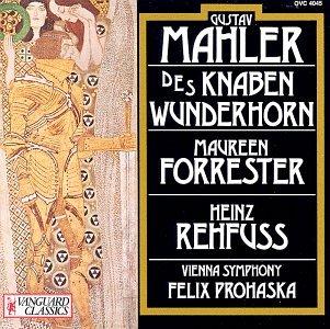 Mahler - Des Knaben Wunderhorn 51MJ3TJWEML._