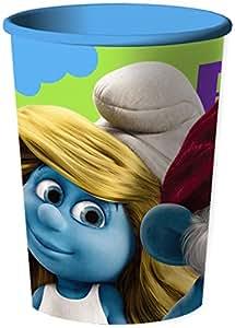 Hallmark - Smurfs 16 oz. Hard Plastic Cup