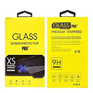 Nukkads Tempered Glass Screen Protector for Nokia 640 XL Curve